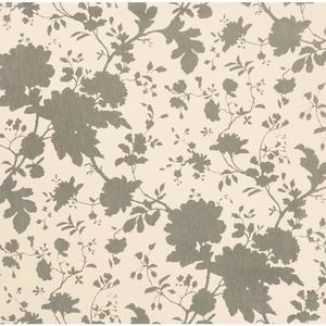 Scenic Garden Silhouette Wallpaper Y6130610