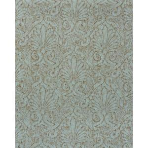 Deco Damask Wallpaper Y6131305