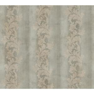 Acanthus Stripe Wallpaper GF0813