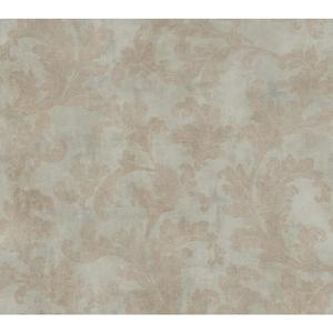 Rasied Leaf Velvet V Wallpaper GF0820