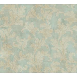 Rasied Leaf Velvet V Wallpaper GF0821