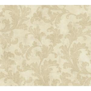 Rasied Leaf Velvet V Wallpaper GF0823