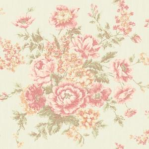 Rose Tapestry Wallpaper VR3402