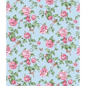 Garden Floral Wallpaper VR3508