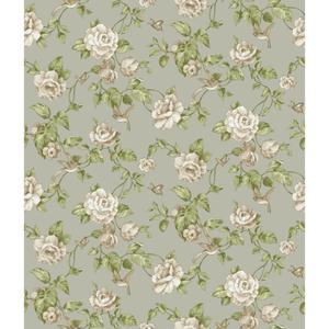 Garden Floral Wallpaper VR3512