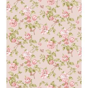 Garden Floral Wallpaper VR3515