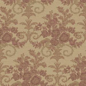 Floral Woven Wallpaper FD8419