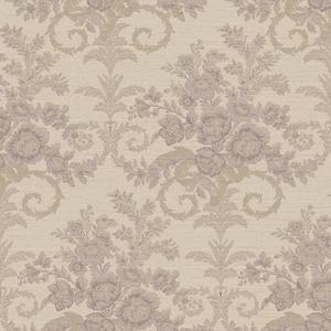 Floral Woven Wallpaper FD8420