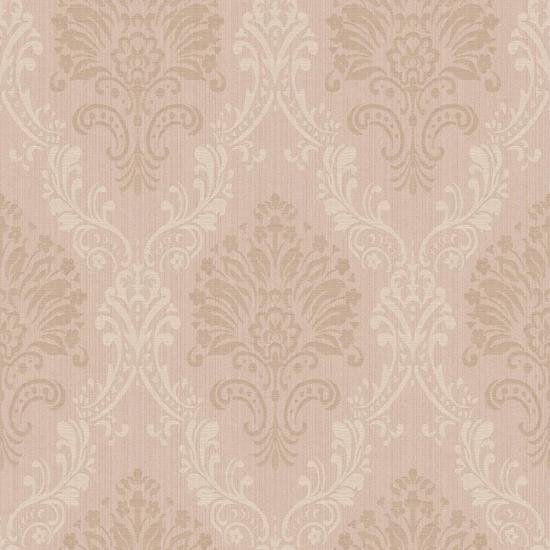 Fabric Damask Wallpaper FD8431