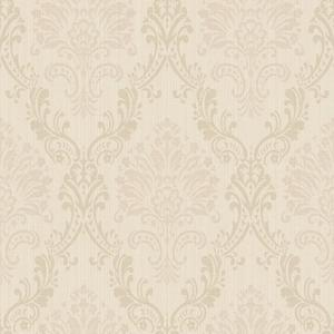 Fabric Damask Wallpaper FD8432