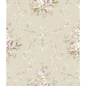 Frame Bouquet Wallpaper FD8470
