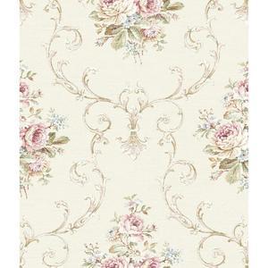 Frame Bouquet Wallpaper FD8471