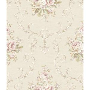 Frame Bouquet Wallpaper FD8472