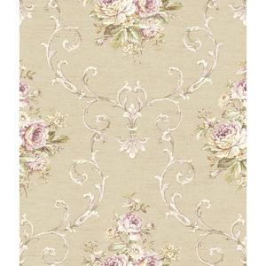 Frame Bouquet Wallpaper FD8473