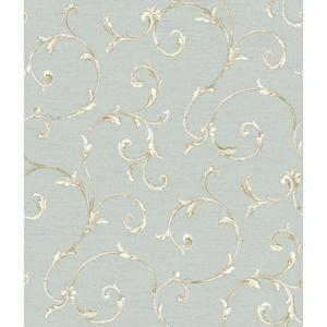 Ornamental Trail Wallpaper FD8487