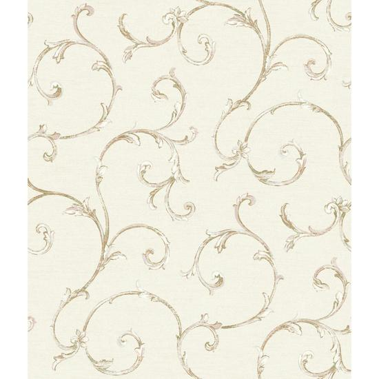 Ornamental Trail Wallpaper FD8489