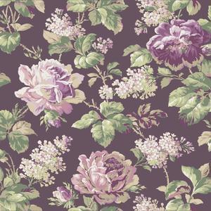 Rose Floral Wallpaper FD8497
