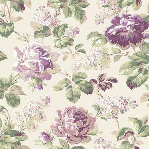 Rose Floral Wallpaper FD8498