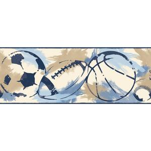 Sports Balls Border BS5309BD