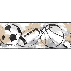 Sports Balls Border BS5311BD