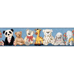 Teddy Bear Border BS5326BD