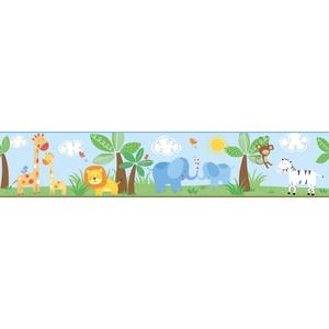 Baby Safari Border BS5340BD