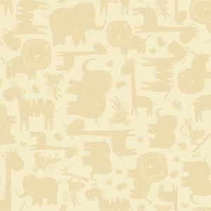 Baby Safari Wallpaper BS5347