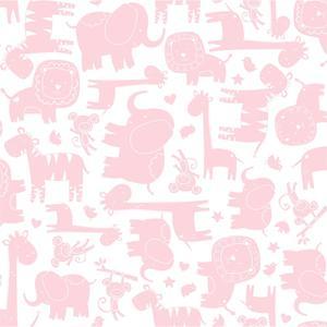 Baby Safari Wallpaper BS5348