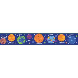 Planets Border BS5379BD