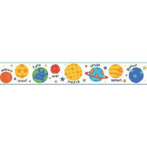 Planets Border BS5381BD