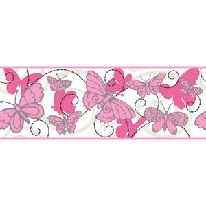 Butterfly Border BS5405B