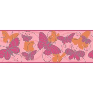 Butterfly Border BS5406B