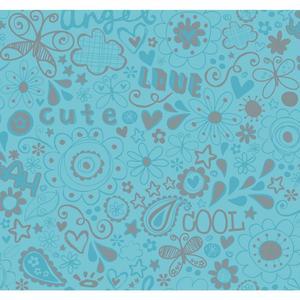 Doodlerific Wallpaper BS5419