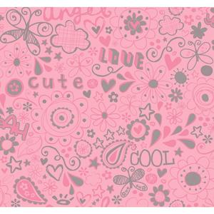 Doodlerific Wallpaper BS5420