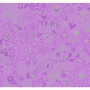 Doodlerific Wallpaper BS5421