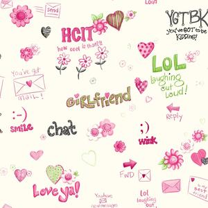Instant Message Wallpaper BS5472