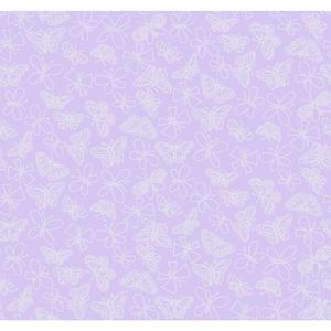 Glitter Butterfly Wallpaper BS5538