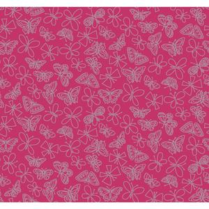 Glitter Butterfly Wallpaper BS5540