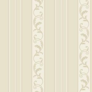 Damask Stripe Wallpaper JR5718