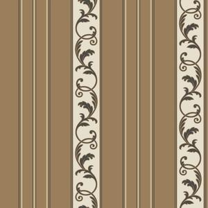 Damask Stripe Wallpaper JR5719