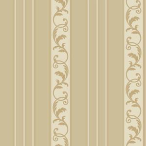 Damask Stripe Wallpaper JR5720