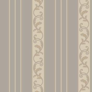 Damask Stripe Wallpaper JR5721