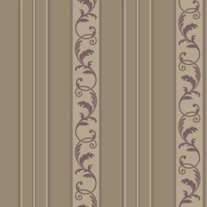 Damask Stripe Wallpaper JR5722