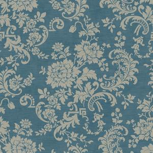 Silk Floral Wallpaper JR5736