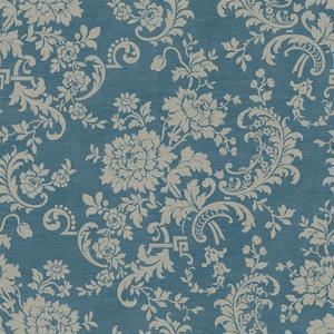 Silk Floral Wallpaper JR5736