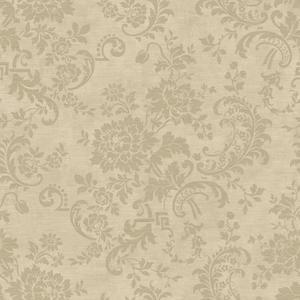 Silk Floral Wallpaper JR5737