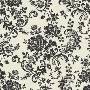 Silk Floral Wallpaper JR5741