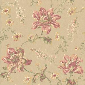 Floral Wallpaper JR5754
