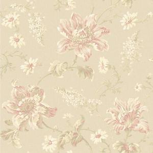 Floral Wallpaper JR5755