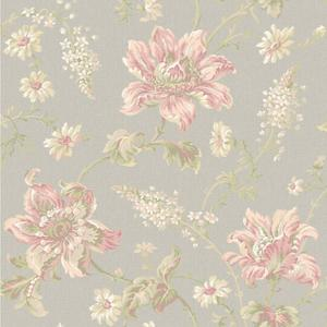 Floral Wallpaper JR5756